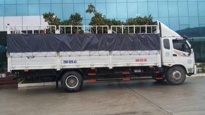 Xe tải từ 1 - 10 tấn